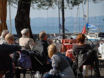 turisti lago
